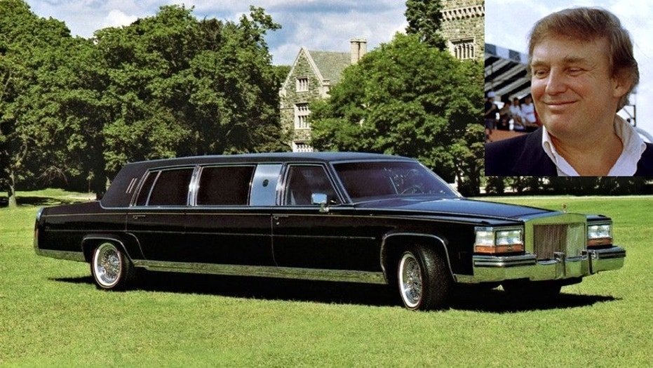 Presidential Auto Sales >> President Trump's old Cadillac limousine is going in a museum | Fox News