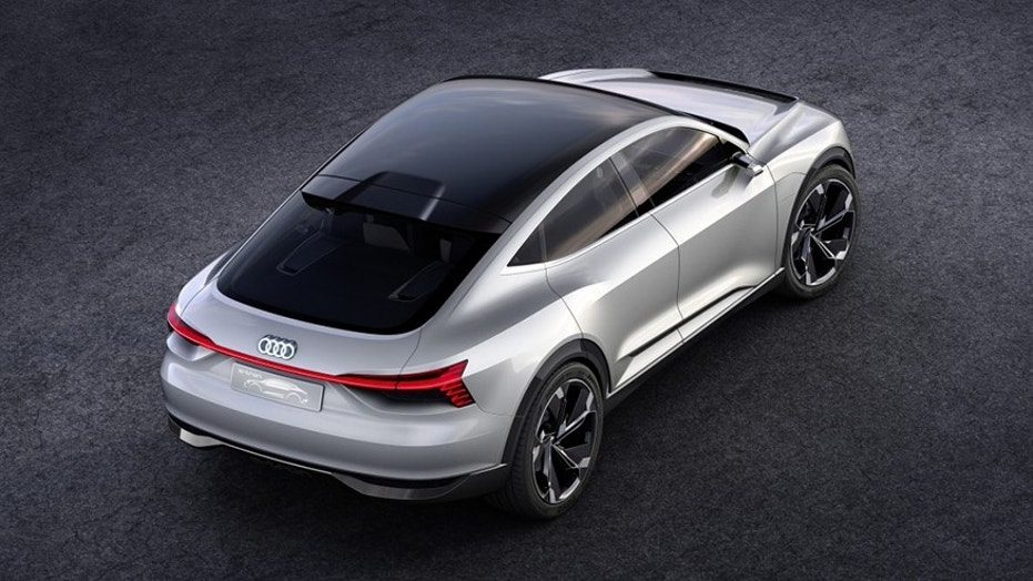 Audi electric cars will come with solar roofs | Fox News