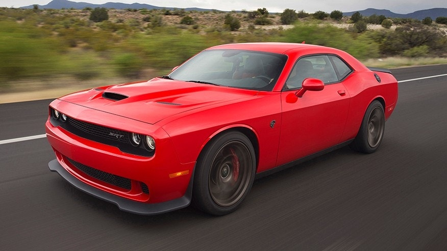 2017 dodge challenger and charger hellcats recalled for. Black Bedroom Furniture Sets. Home Design Ideas