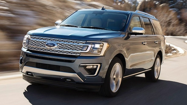 The All New Ford Expedition Is Smartest Most Capable And Adaptable