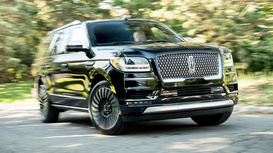 Ford Expedition and Lincoln Navigator full-size hybrid ...