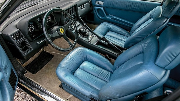 kr cabin Start it up? The Rolling Stone's Keith Richards is selling his classic Ferrari 400i Start it up? The Rolling Stone's Keith Richards is selling his classic Ferrari 400i 1504611958018