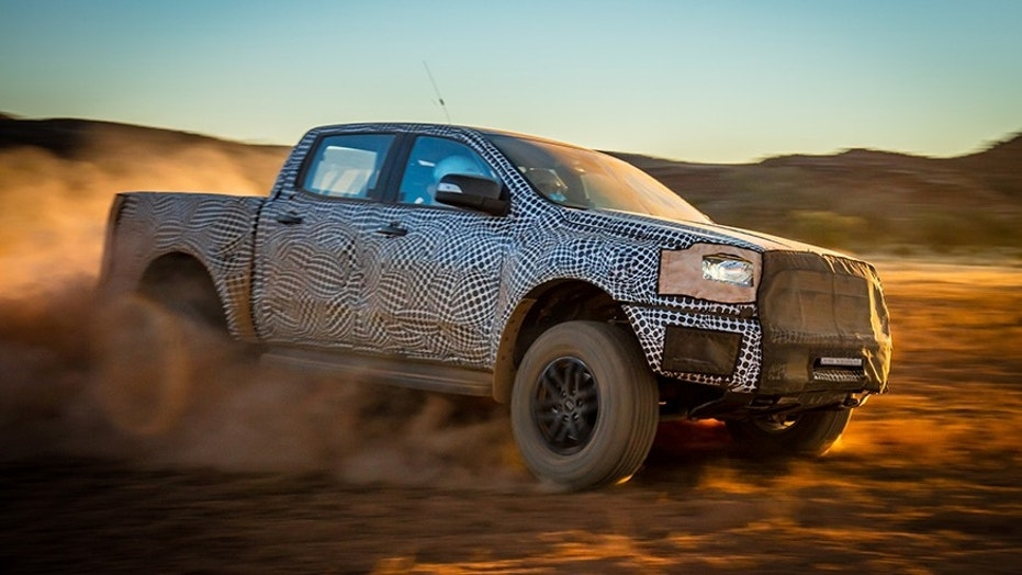 Ford Ranger Raptor high performance pickup ready to fly | Fox News
