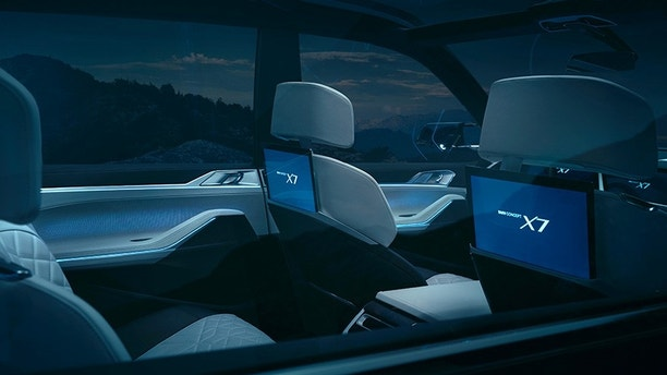 x7 BMW X7 concept previews new full-size, 3-row SUV BMW X7 concept previews new full-size, 3-row SUV 1504888865629