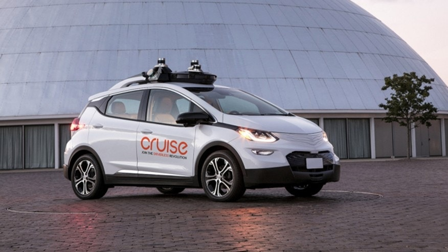 GM-owned Cruise Automation reveals production-ready self-driving auto