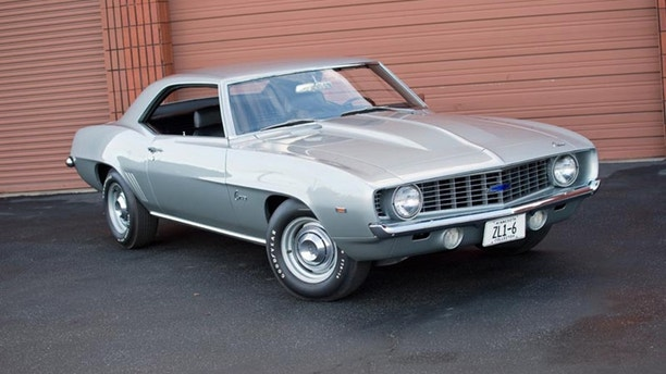 The 5 Most Expensive Camaros Ever Sold At Auction Fox News