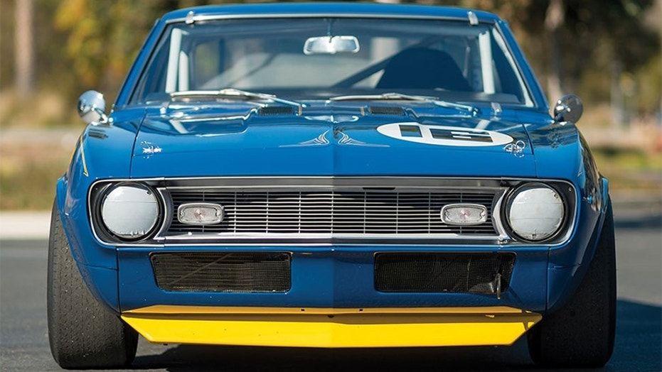 The 5 most expensive Camaros ever sold at auction | Fox News
