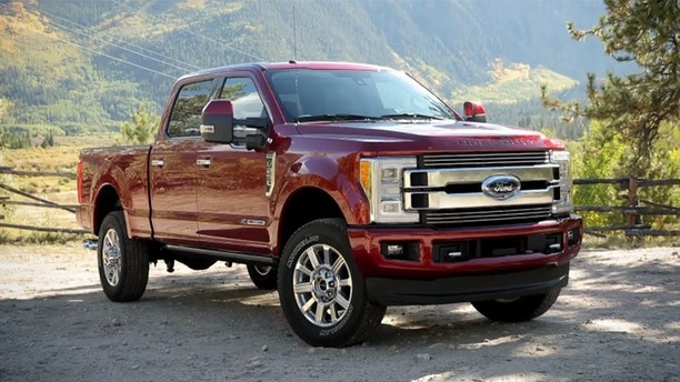 Ford Introduces The New F-Series Super Duty Limited - America's Ritziest Truck?