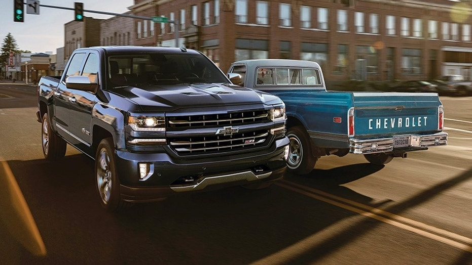 Chevrolet celeting 100 years of trucks with special edition ...