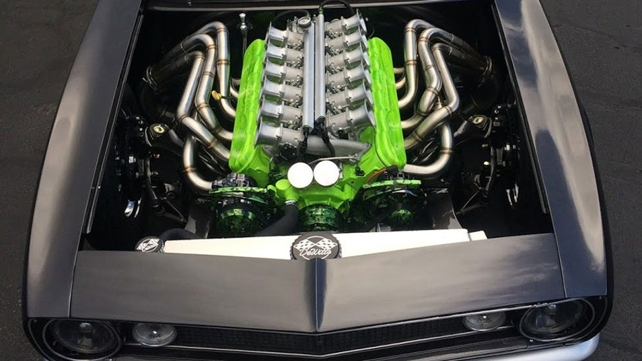 Gm Based V12 Engine Now Available For Custom Car Builds