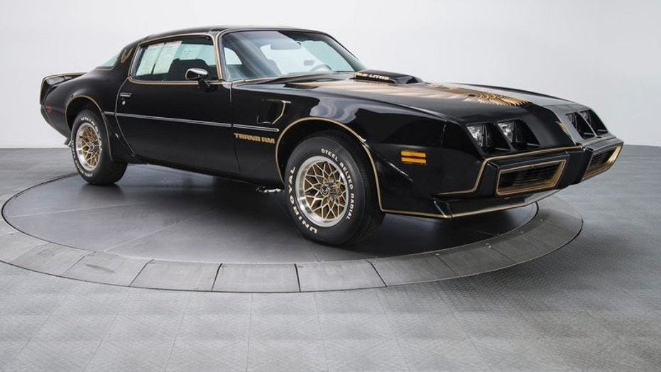 This time capsule 1979 pontiac trans am has been driven for Am motors used cars