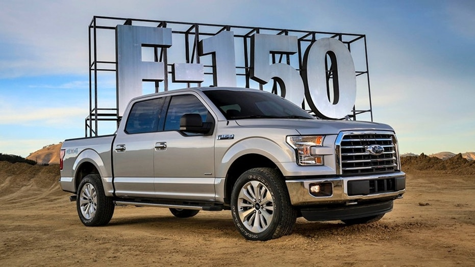 Ford recalling over 1.3 million F-Series pickups for door latch issue