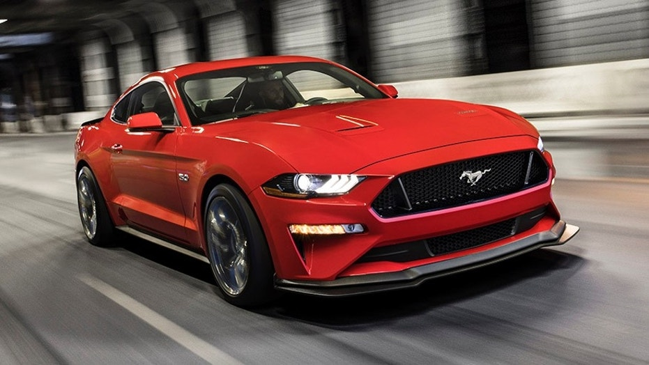 Highest Performance  Ford Mustang Gt Developed In Secret