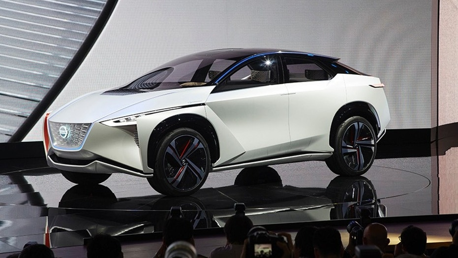 Nissan IMx is a self-driving electric SUV concept | Fox News
