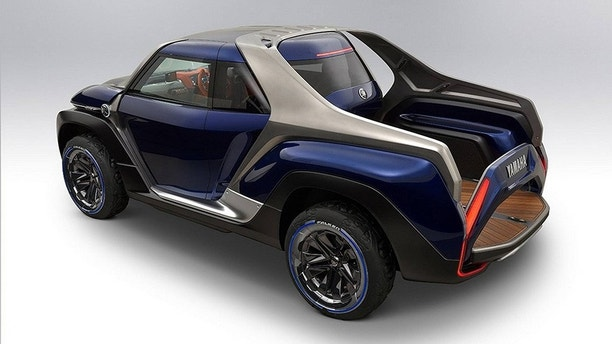 Yamaha designed a pickup truck for motorcycle owners | Fox ...