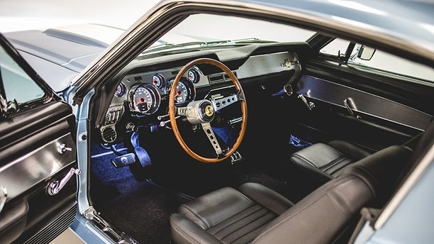 revology cars resurrects the 1967 shelby gt500 mustang fox news. Black Bedroom Furniture Sets. Home Design Ideas