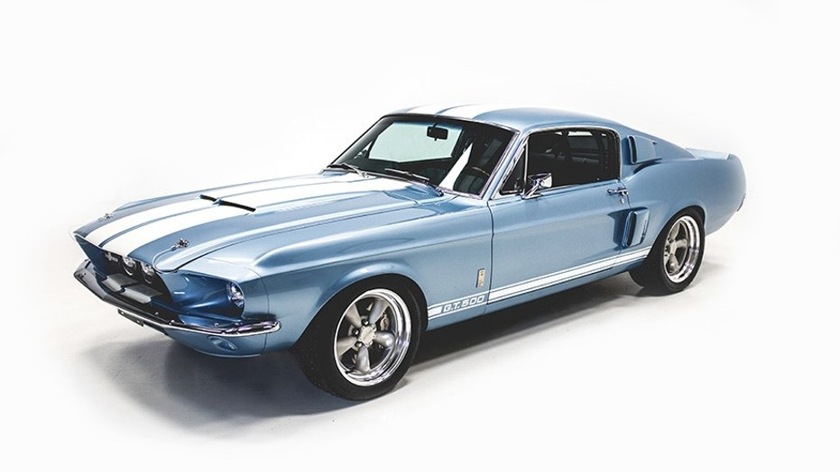 Revology Cars resurrects the 1967 Shelby GT500 Mustang | Fox News