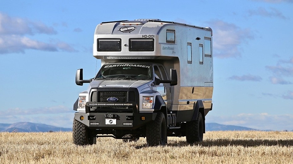 12v Wiring Diagram topic19145 likewise Schematics h in addition Watch in addition Bodybuilder70 moreover Earthroamer Xv Hd Is 1 5 Million Dollar Monster Rv. on pickup camper wiring diagram