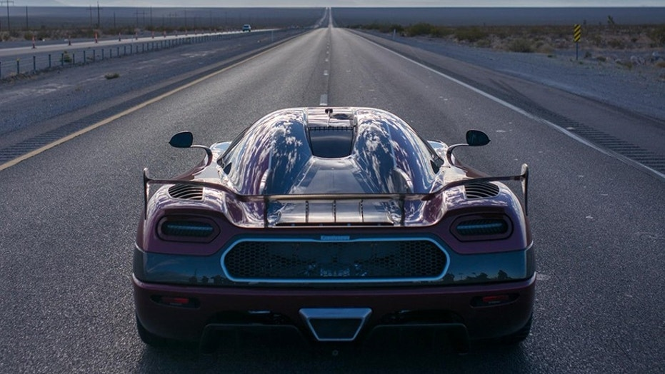 The 278 mph Koenigsegg Agera RS is the new world\'s fastest car | Fox ...