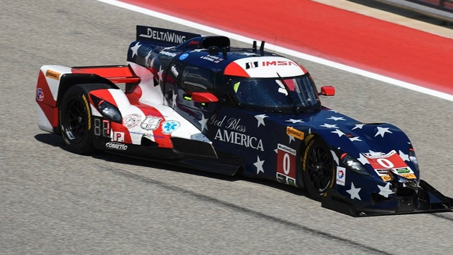 Revolutionary DeltaWing race car up for sale | Fox News