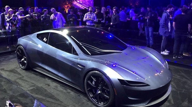 The 2020 Tesla Roadster Is An Electrifying 200 000 Speed