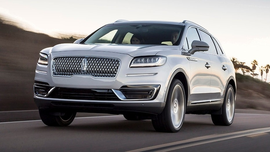 Lincoln Nautilus Unveiled At LA Auto Show