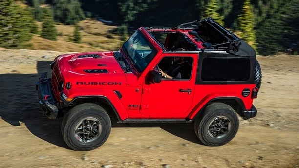 La Auto Show The 2018 Jeep Wrangler Is Ready To Rock With
