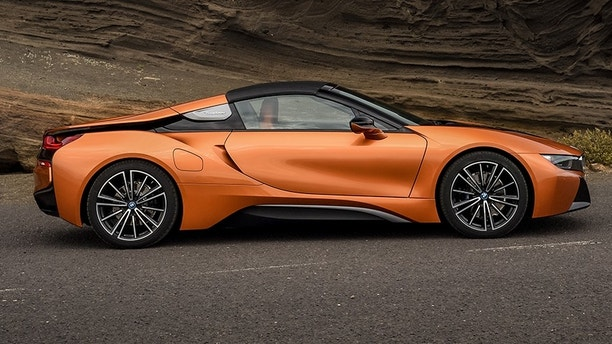 BMW says Roadster will be top-selling i8