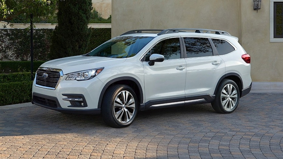 Subaru unveils 2019 Ascent, its largest SUV