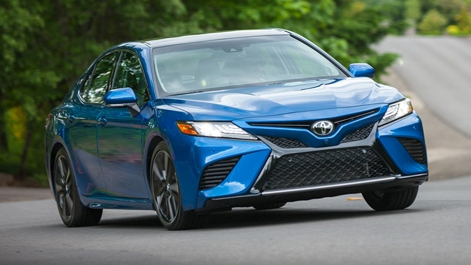 2018 Toyota Camry Review X Marks The Spot Fox News