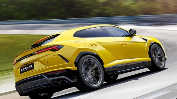 2019 lamborghini urus debuts as the world's fastest suv | fox news