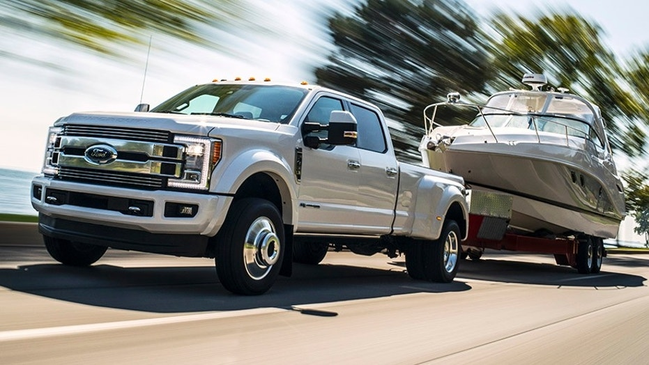 The Ford FSeries Super Duty Is The Best At Everything Fox News - Best ford motor