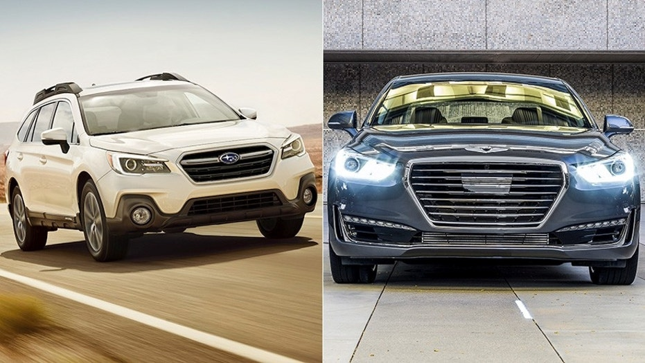 The 15 safest cars in America, according to the IIHS | Fox News