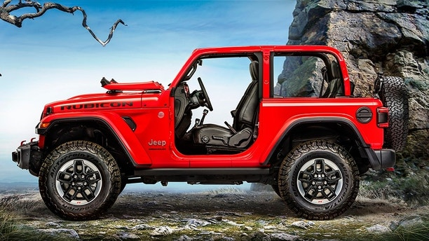 2018 jeep wrangler review all new and all good fox news. Black Bedroom Furniture Sets. Home Design Ideas