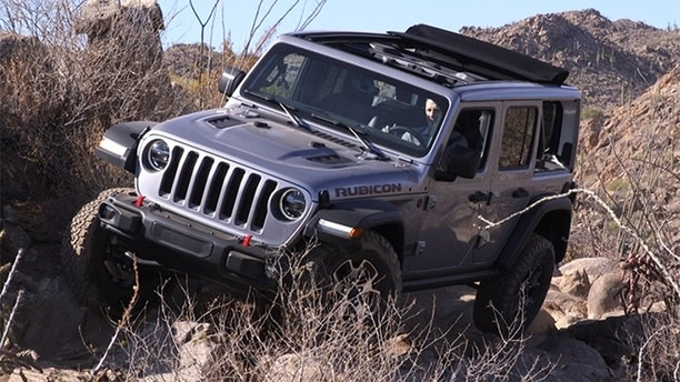 2018 Jeep Wrangler review: all new and all good | Fox News