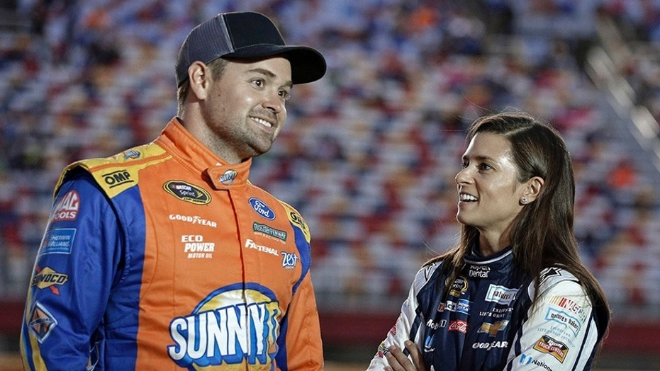 Danica Patrick and Ricky Stenhouse Break Up After 5 Years