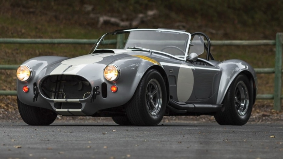 this original shelby cobra 427 should fetch millions at auction fox news. Black Bedroom Furniture Sets. Home Design Ideas