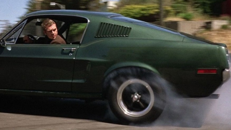 The 1968 Mustang GT from 'Bullitt' has become as legendary as the film's star.