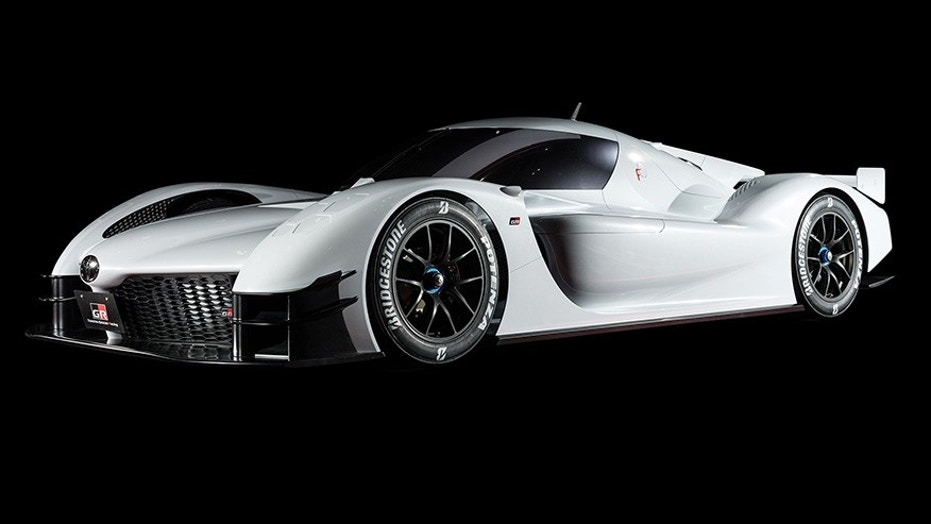 Toyota debuts Le Mans-inspired GR Super Sport concept | Fox News