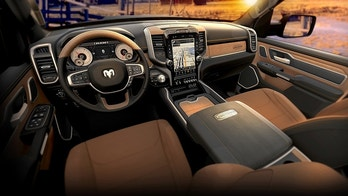 2019 Ram 1500 Laramie Longhorn – Black/Cattle Tan Interior