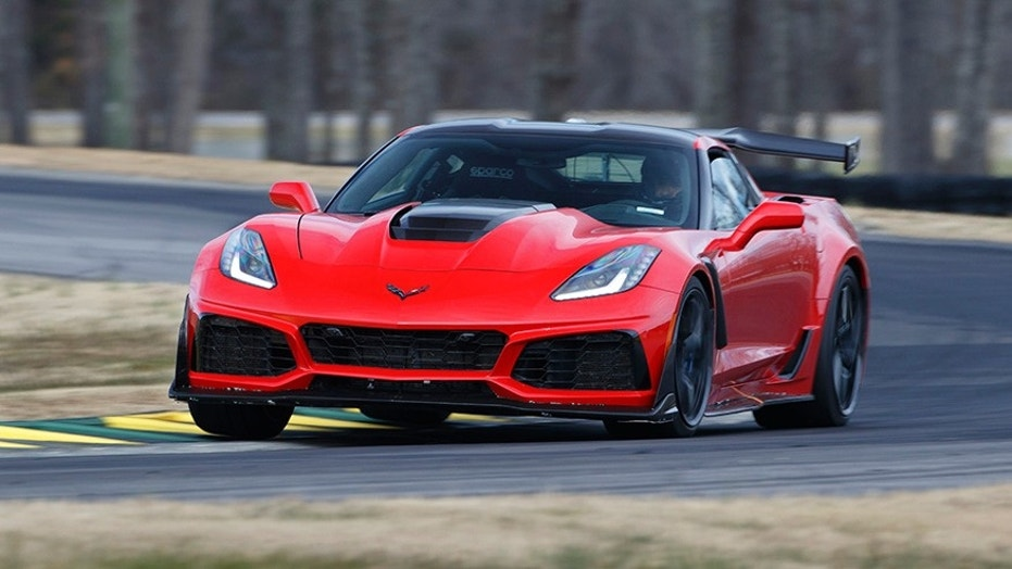 chevrolet corvette zr  embarrassed  ford gt fox news