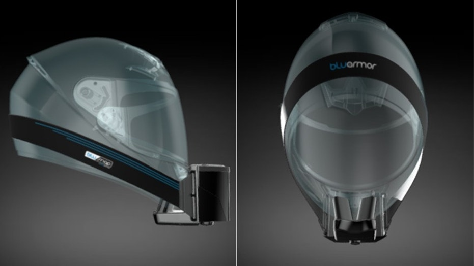 Air Conditioner Fan >> Are you a hothead? This motorcycle helmet air conditioner might help | Fox News