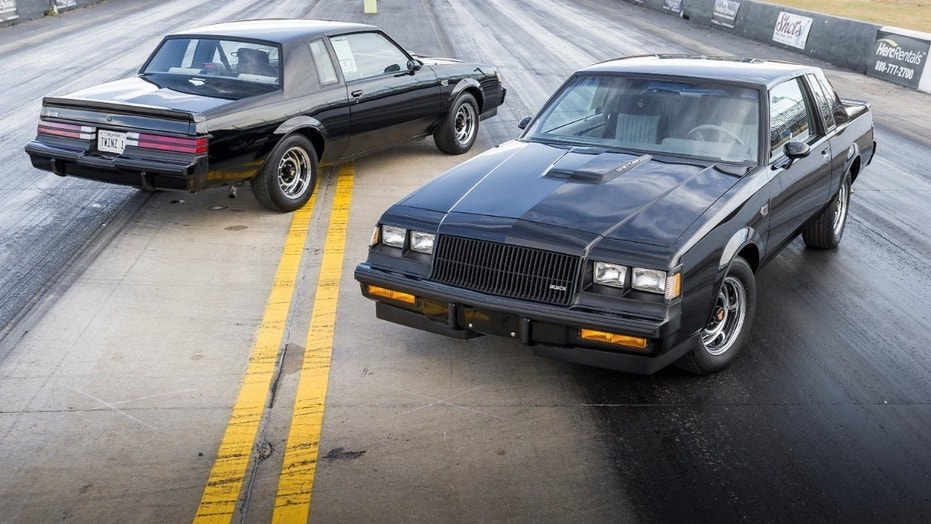 The 1987 Buick Grand National was one of the quickest cars of its era.