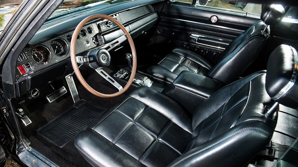 The Interior is flawless