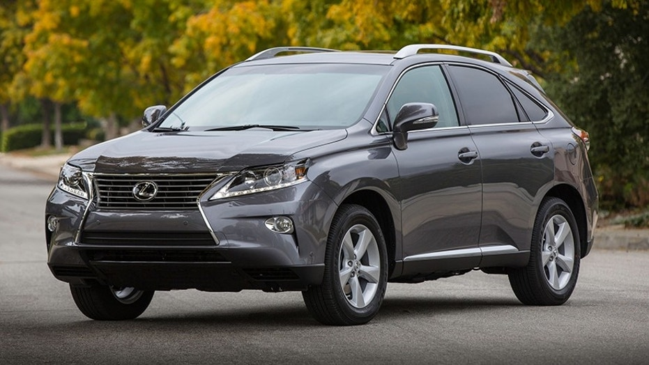 Lexus tops vehicle dependability study for 7th straight year | Fox ...