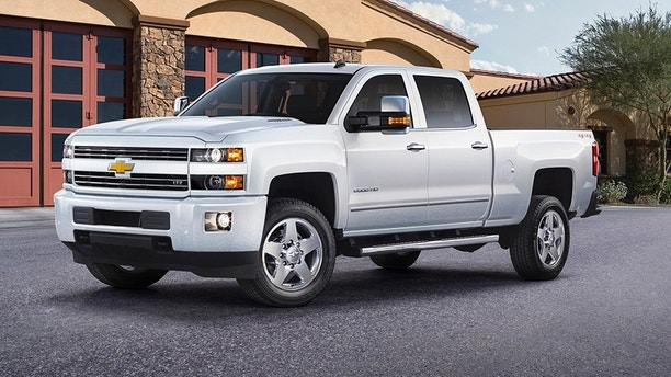 Toyota, Chevrolet and Ford pickups top J.D. Power ...