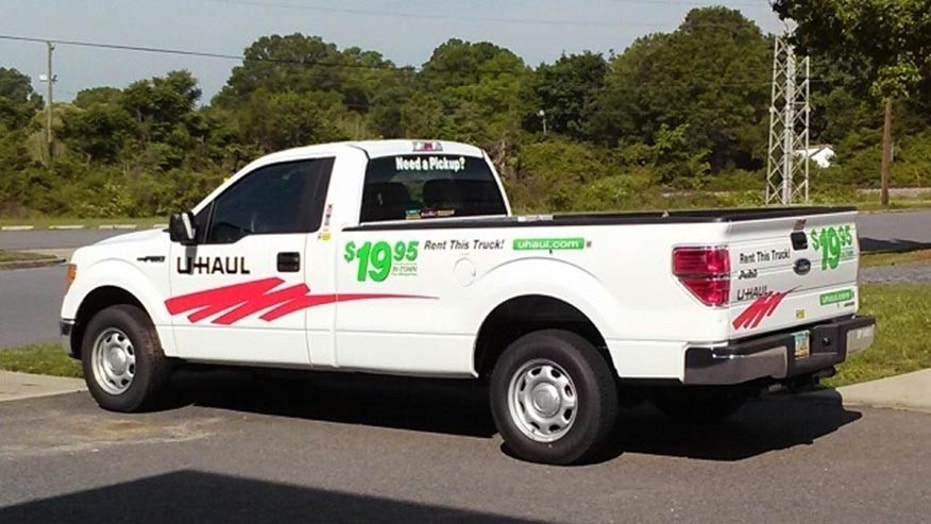 Driver In Stolen U Haul Leads Police On High Speed Chase