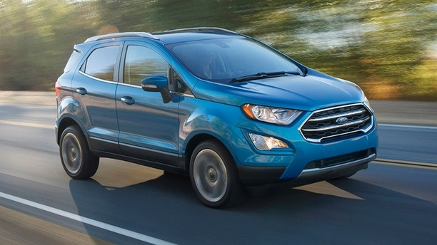 All-new Ford EcoSport delivers a fun, capable and connected driving experience in a compact SUV loaded with technology.