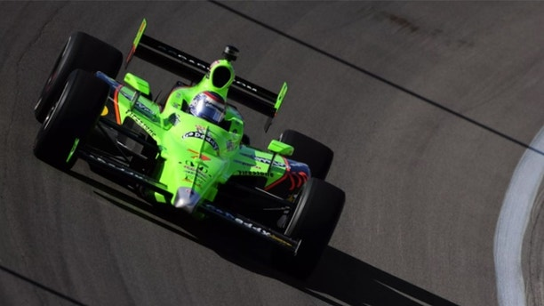 ECR confirms No.13 entry for Danica Patrick at Indy