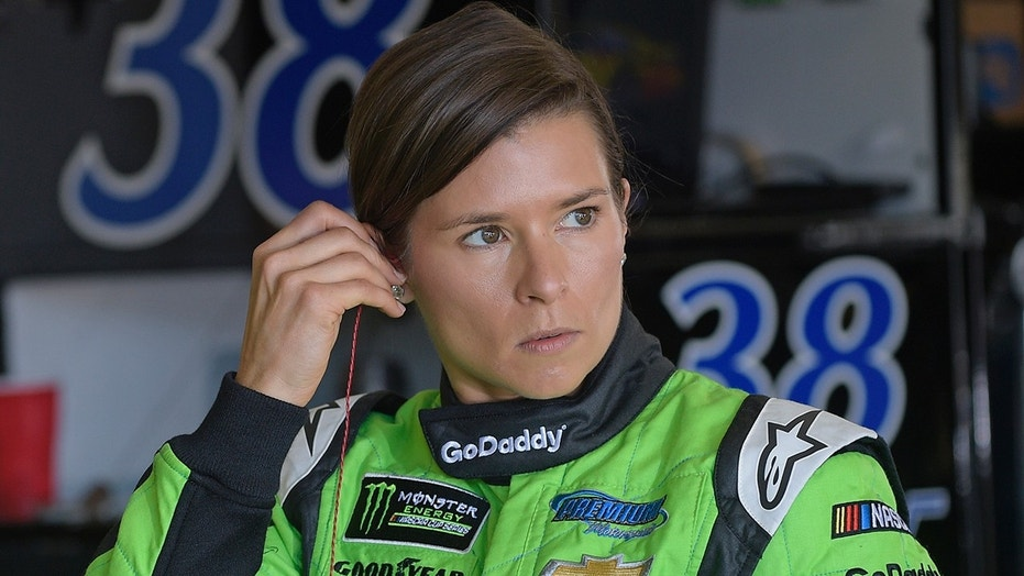 Danica Patrick says she's going to the Indy 500 to win it